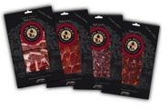 Hand-cut capa negra acorn-fed iberian products