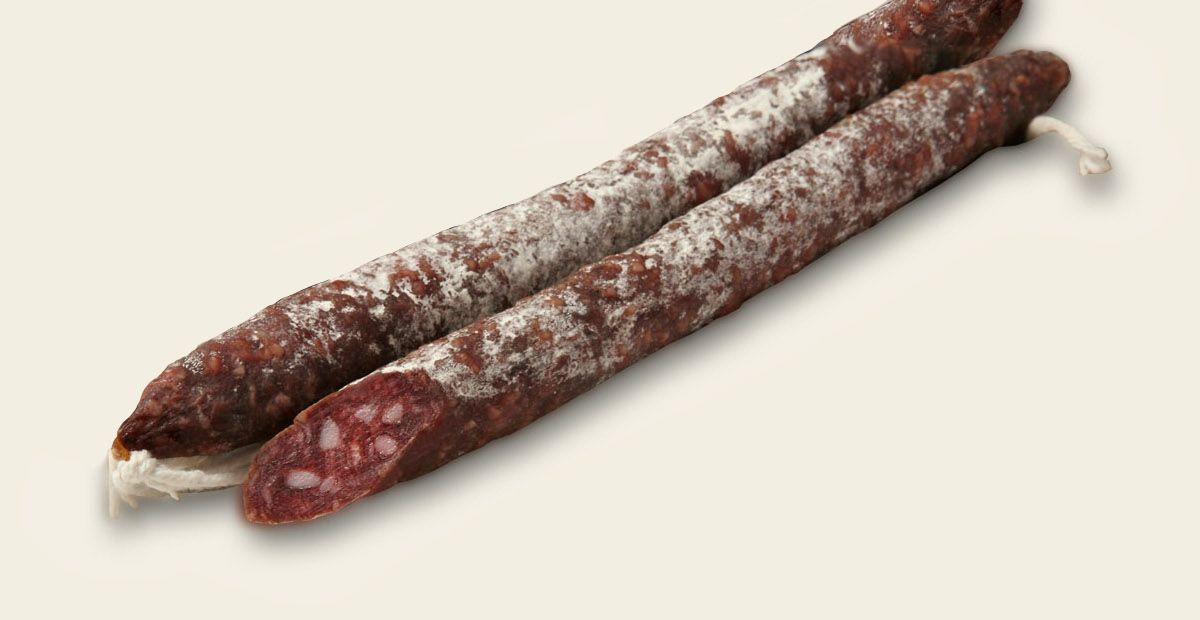 Bellota iberico pork fuet