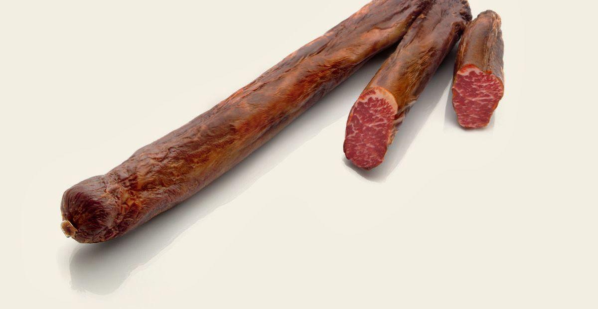 Bellota 100% iberico pork cured loin