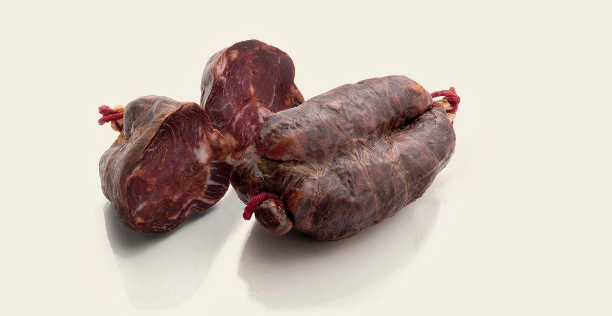 Bellota iberico pork morcon